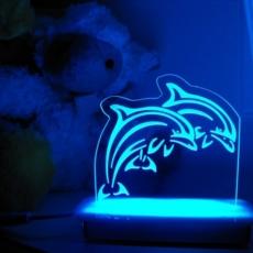 Dolphins-Night-Light