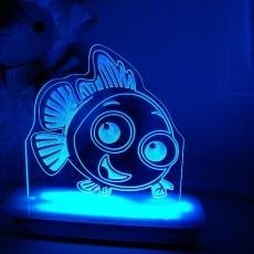 Flynn-Fish-Night-Light