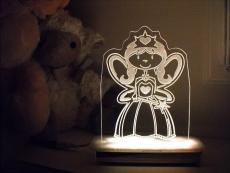 Princess-Night-Light
