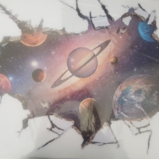 3D-sticker-outer-space-saturn